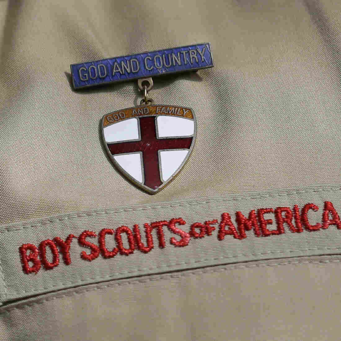Boy Scouts' Ban On Gay Leaders Leads Disney To End Grants