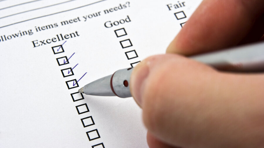 Customer Surveys Are Here To Stay Suggestions For Improvement NPR – Customer Survey