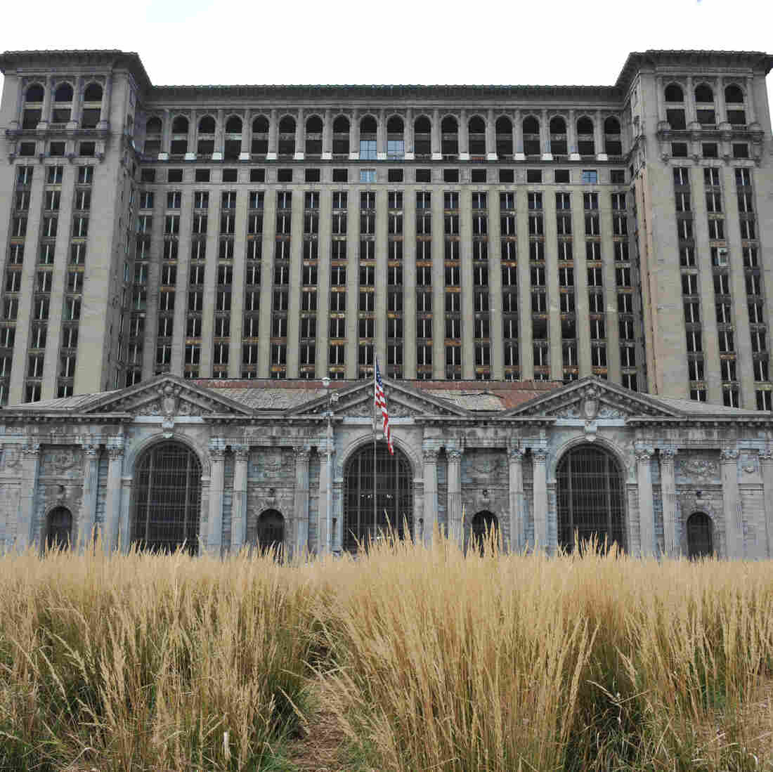 Foreign investors are taking an interest in low real estate prices in Detroit. But these investors aren't buying up land at the rate that some media reports have indicated.