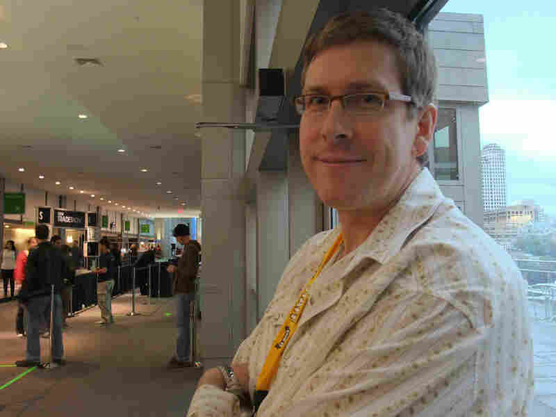 Hugh Forrest, pictured here in 2009, is the director of South by Southwest Interactive.