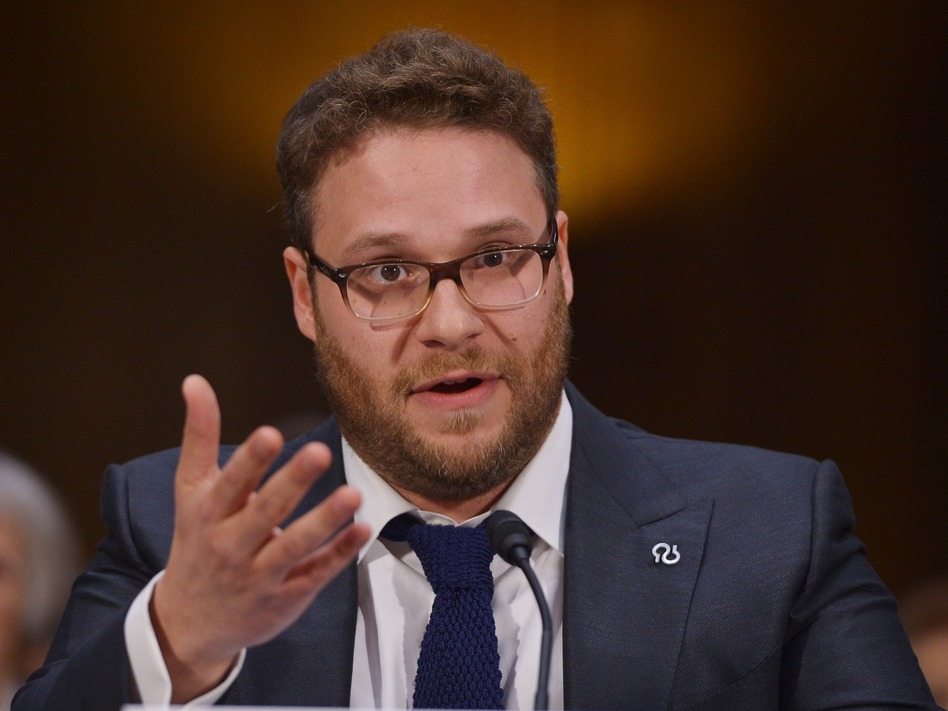"Actor and Alzheimer's advocate <a href=""http://www.c-span.org/video/?318004-1/hearing-alzheimers-disease"">Seth Rogen testifies</a> before the Senate Committee on Appropriations about the disease's damaging effects on patients and their loved ones."