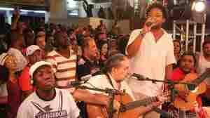 In Rio, A Universe Of Samba