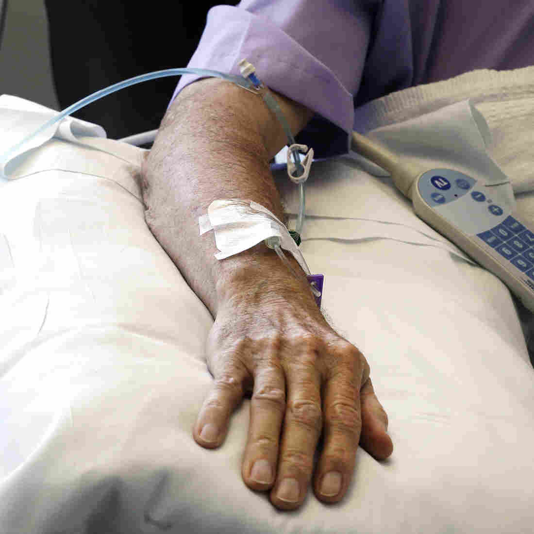 Palliative Chemo Can Make It More Likely You'll Die In The ICU