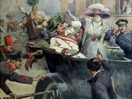 Image result for the start of ww1