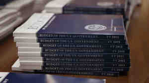 Copies of President Obama's proposed budget for fiscal 2015, after they were delivered to the Senate Budget Committee on Tuesday.