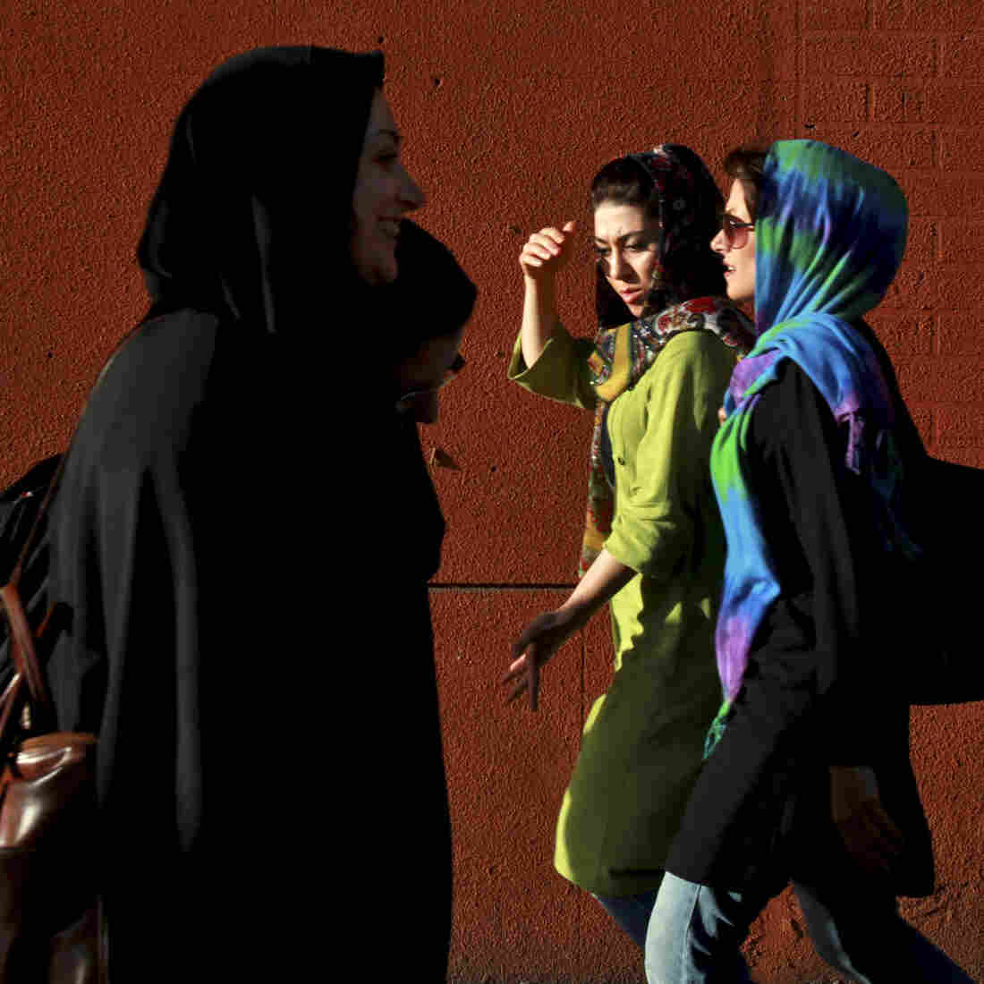 Iranian Women Make A Push For Greater Opportunities