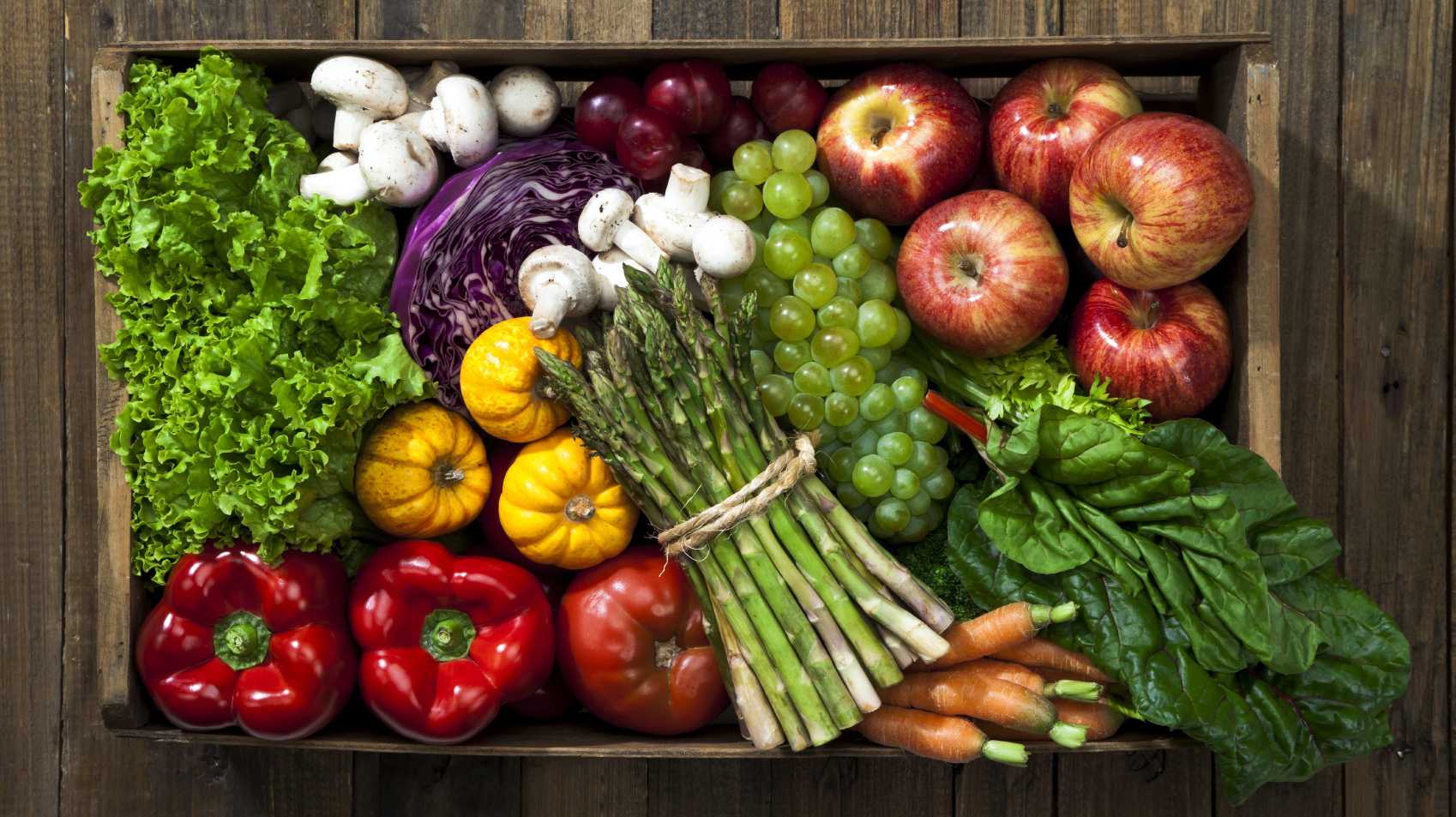 Eat Plants And Prosper: For Longevity, Go Easy On The Meat, Study Says
