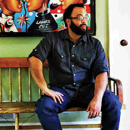Kevin Young On Blues, Poetry And 'Laughing To Keep From Crying'