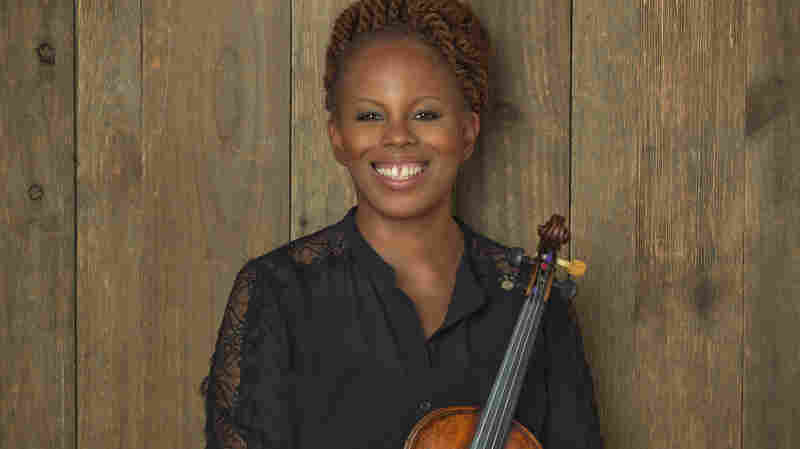 """""""The beauty was in the rawness,"""" Regina Carter says of the field recordings that inspired her new album, Southern Comfort."""