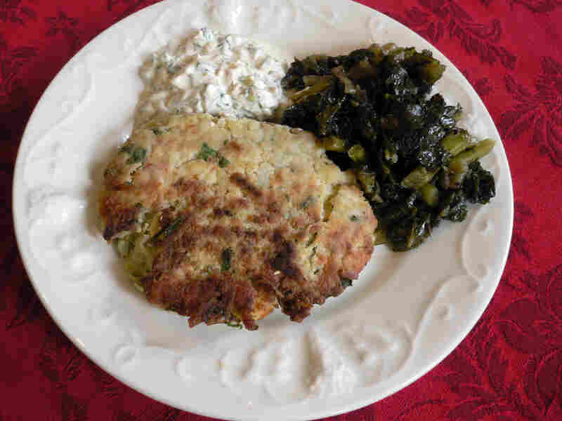 New England Salt Cod Cakes