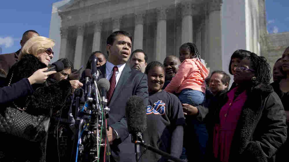 Senate Democrats Defect On Obama Civil Rights Nominee