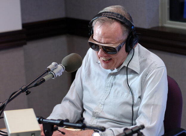 Ed Walker has hosted WAMU 88.5's Big Broadcast, a popular show featuring rebroadcasts of vintage radio dramas, fo