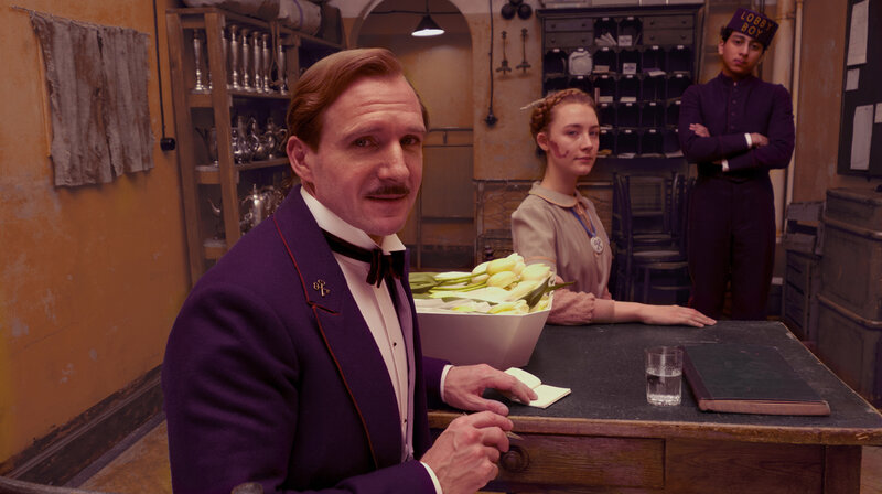Movie Review The Grand Budapest Hotel Grand It Is Npr