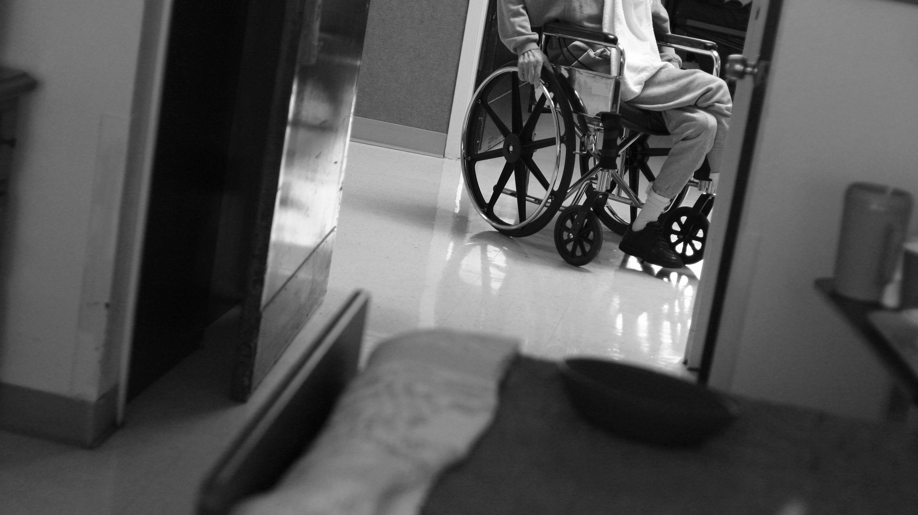 A Third Of Nursing Home Patients Harmed By Their Treatment