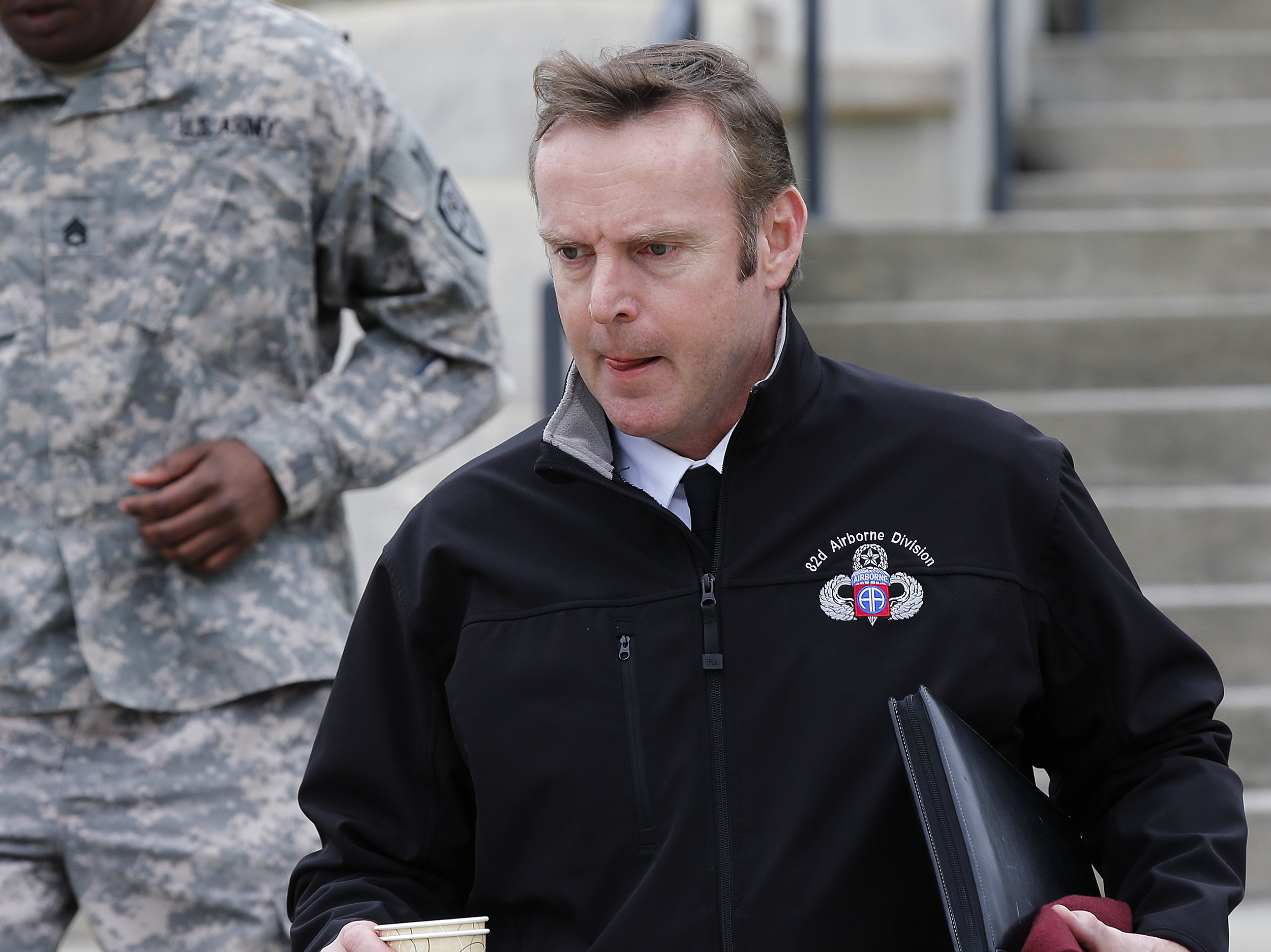 Army Brigadier General Pleads Guilty To Adultery