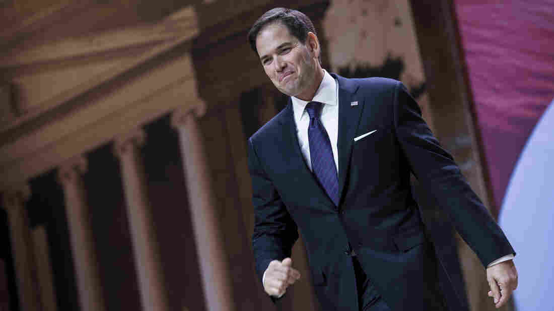 Republican Sen. Marco Rubio of Florida is likely to be popular at the 2014 Conservative Political Action Conference, but the Tea Party might not be getting all of the attention.