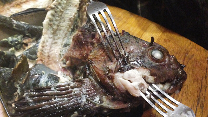 Why We Should Quit Tossing Fish Heads And Eat 'Em Up Instead