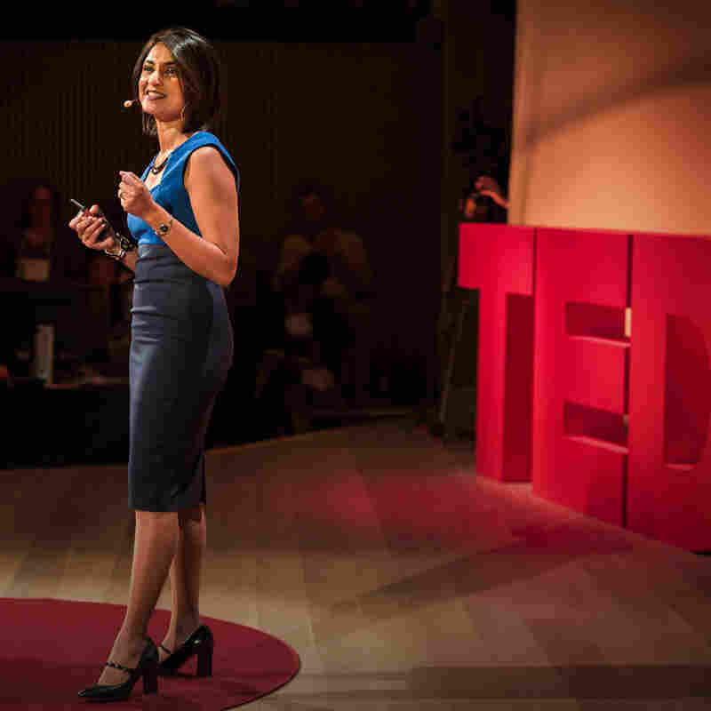 Rupal Patel: How Do You Construct A Voice?