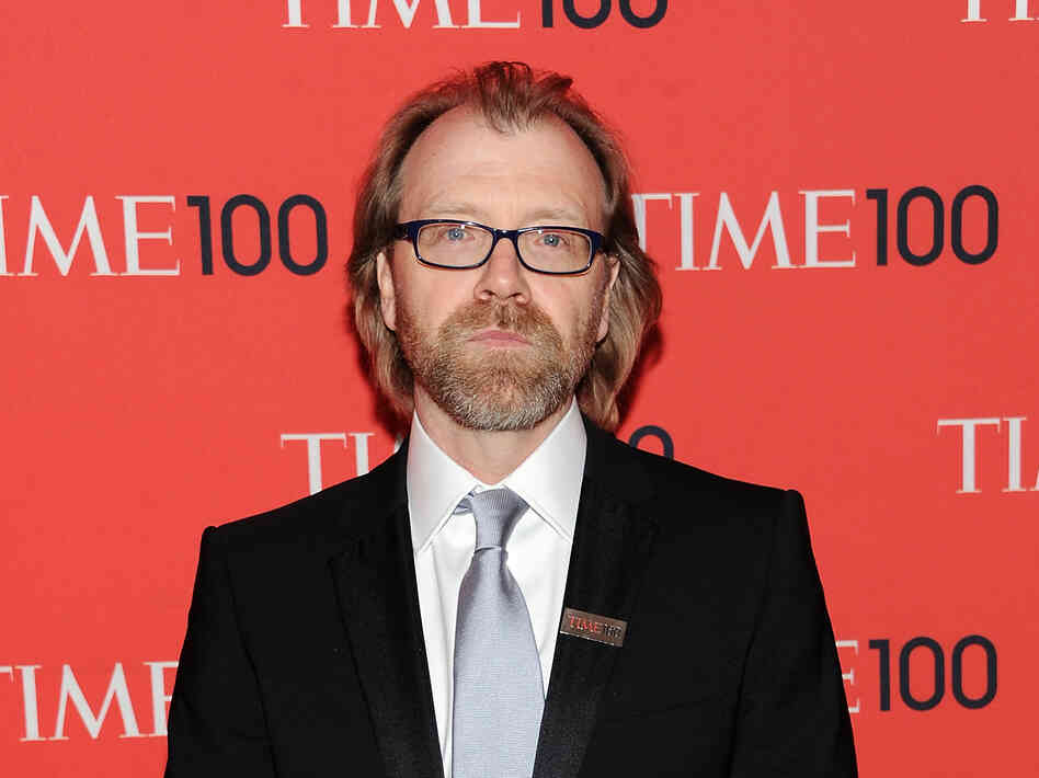 "The Story Prize judges call George Saunders' Tenth of December ""very funny and very sad."""