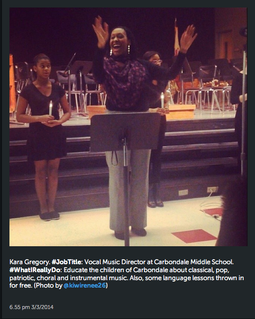 vocal director