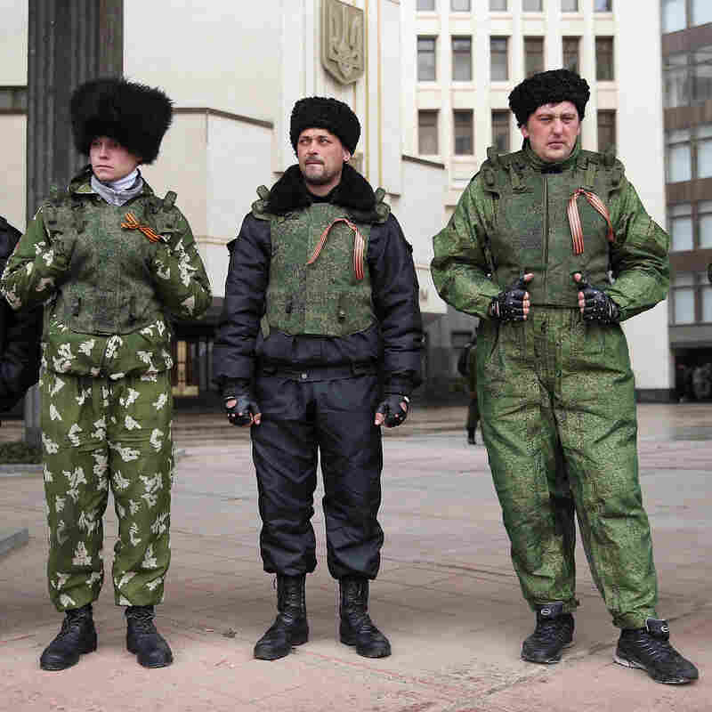Behind Ukraine's Political Strife: One Big Utility Bill