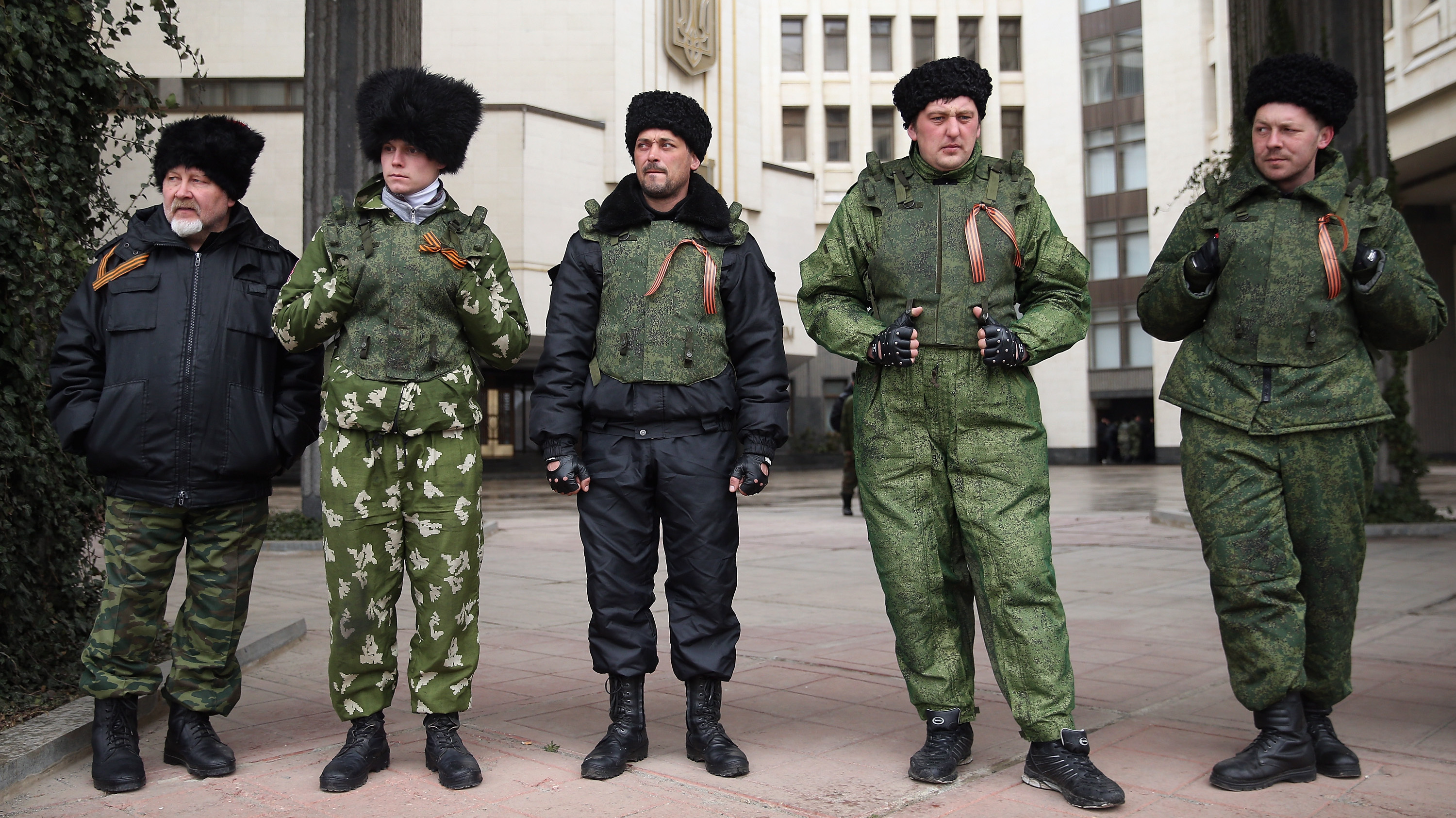 Russia's Goal In Ukraine: Three Scenarios