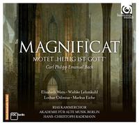 C.P.E. Bach's Magnificat.