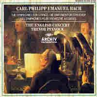 C.P.E. Bach Symphonies.