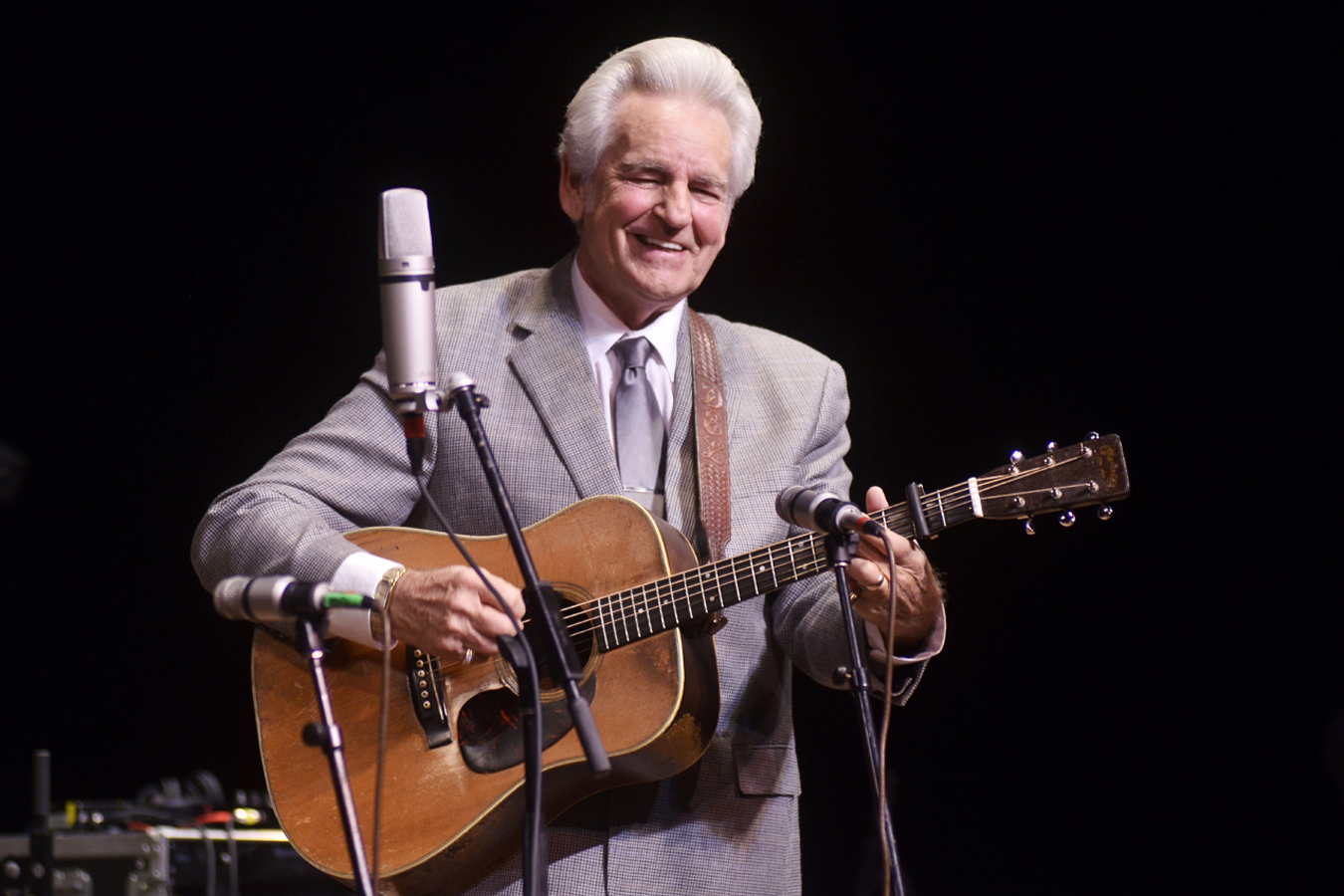 Del McCoury Band returned for their 8th appearance on Mountain Stage.