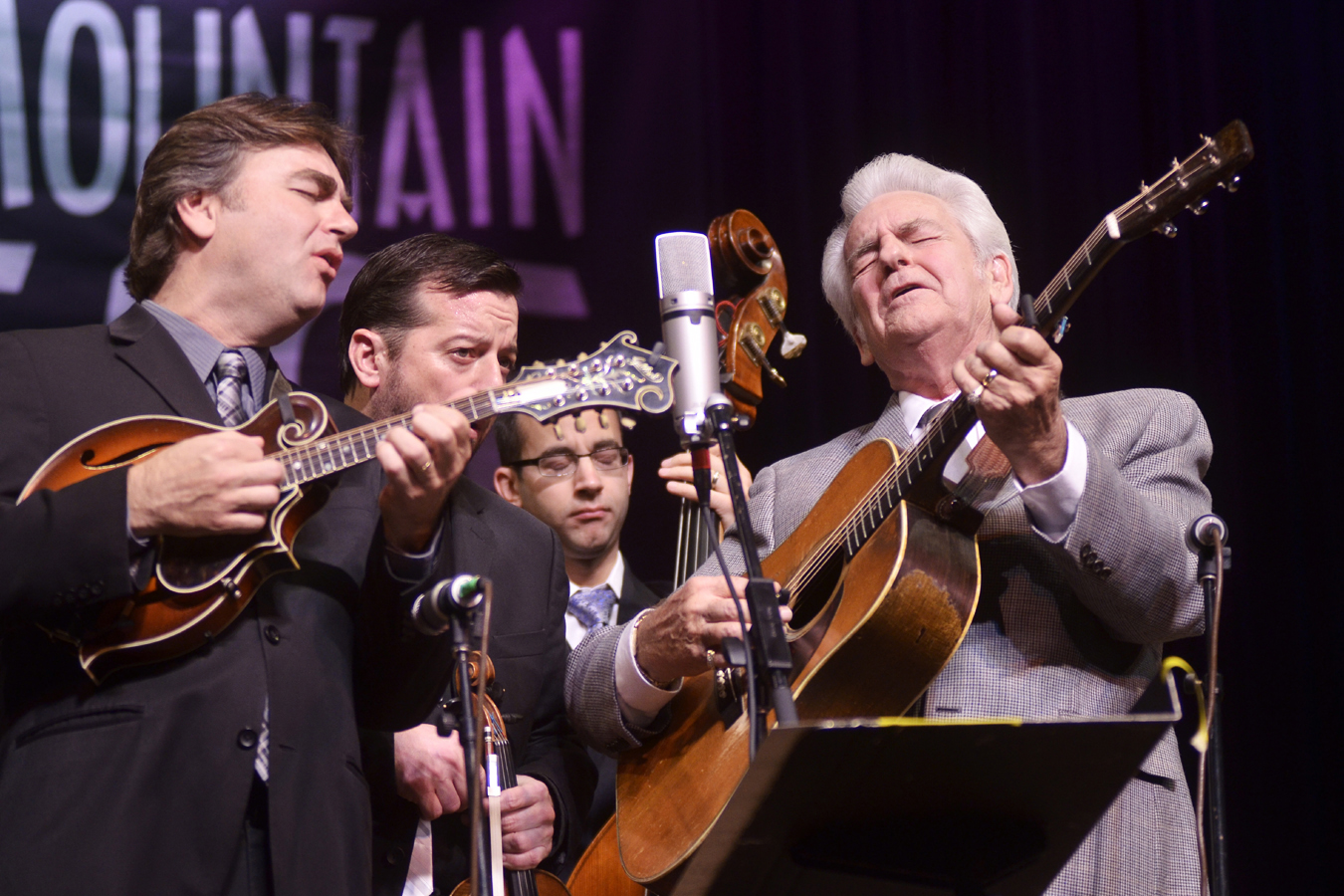 Whether they're acting as a traditional bluegrass group or a jam band, the Del McCoury Band is met with adoration and success.