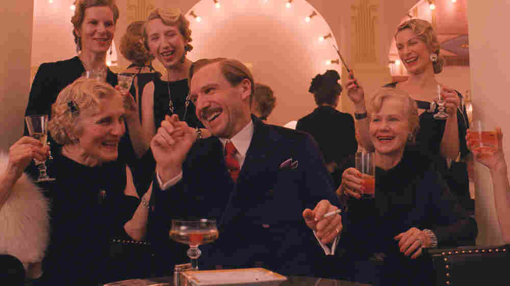 'Grand Budapest Hotel': Kitsch, Cameos And A Gloriously Stylized Europe
