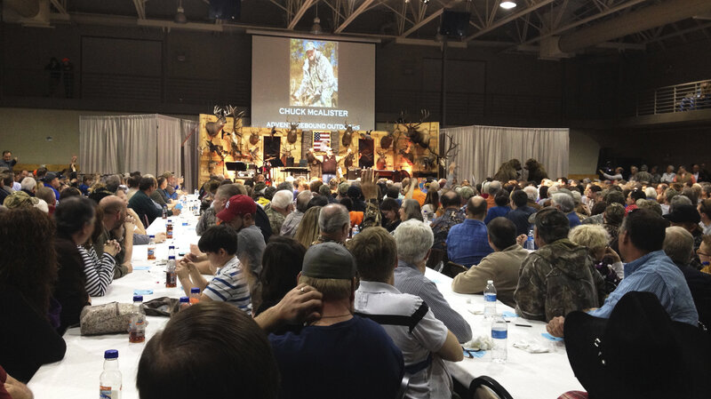 Kentucky Southern Baptists Draw Crowds With Gun Giveaways : NPR