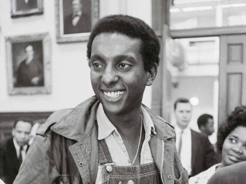 stokely carmichael a philosopher behind the black power movement
