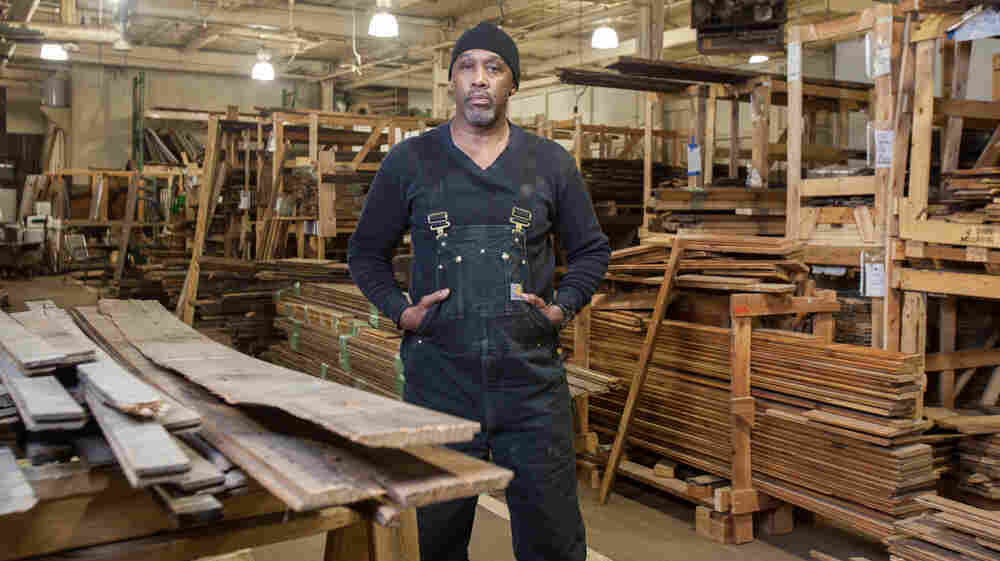 Rebuilding A Life And A City After Years On Detroit's Streets