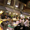 Customers dine at the original Eataly in Turin, Italy, which opened in 2007.