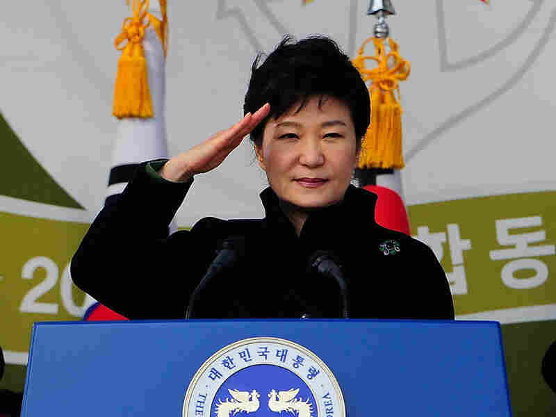 South Korean President Park Geun-hye is investing in entrepreneurship.
