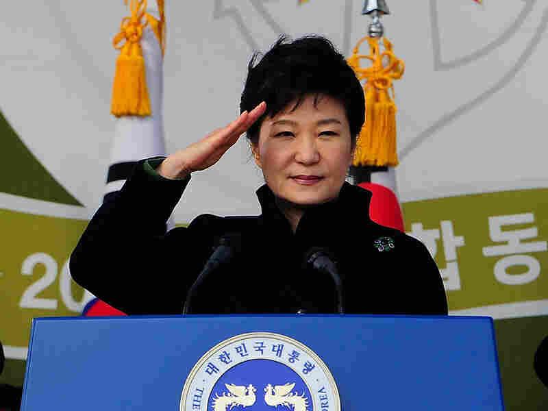 South Korean President Park Geun-hye is investing in entrepreneurship.