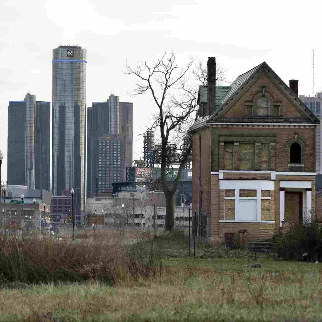 City Versus Suburb A Longstanding Divide In Detroit