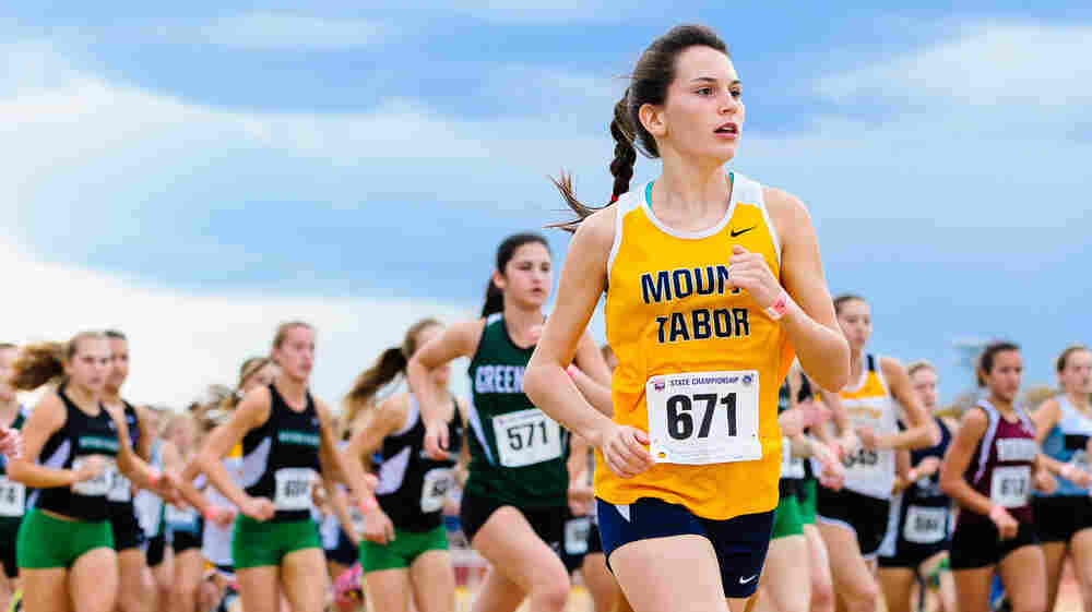 Catching Kayla: Running One Step Ahead Of Multiple Sclerosis
