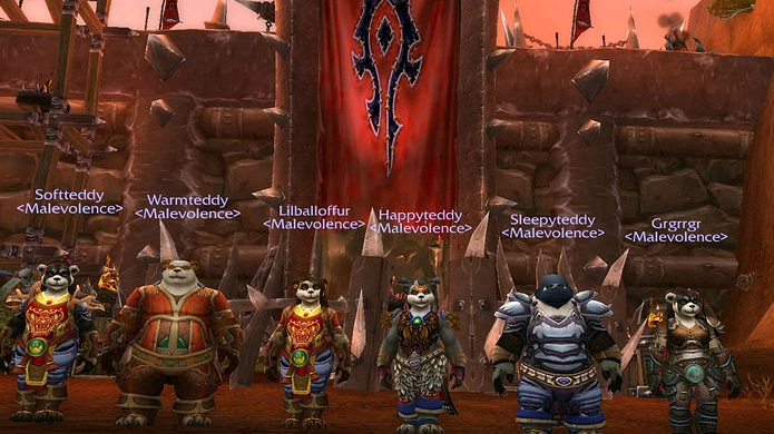 Our Conversation On Race In World Of Warcraft Unabridged Code