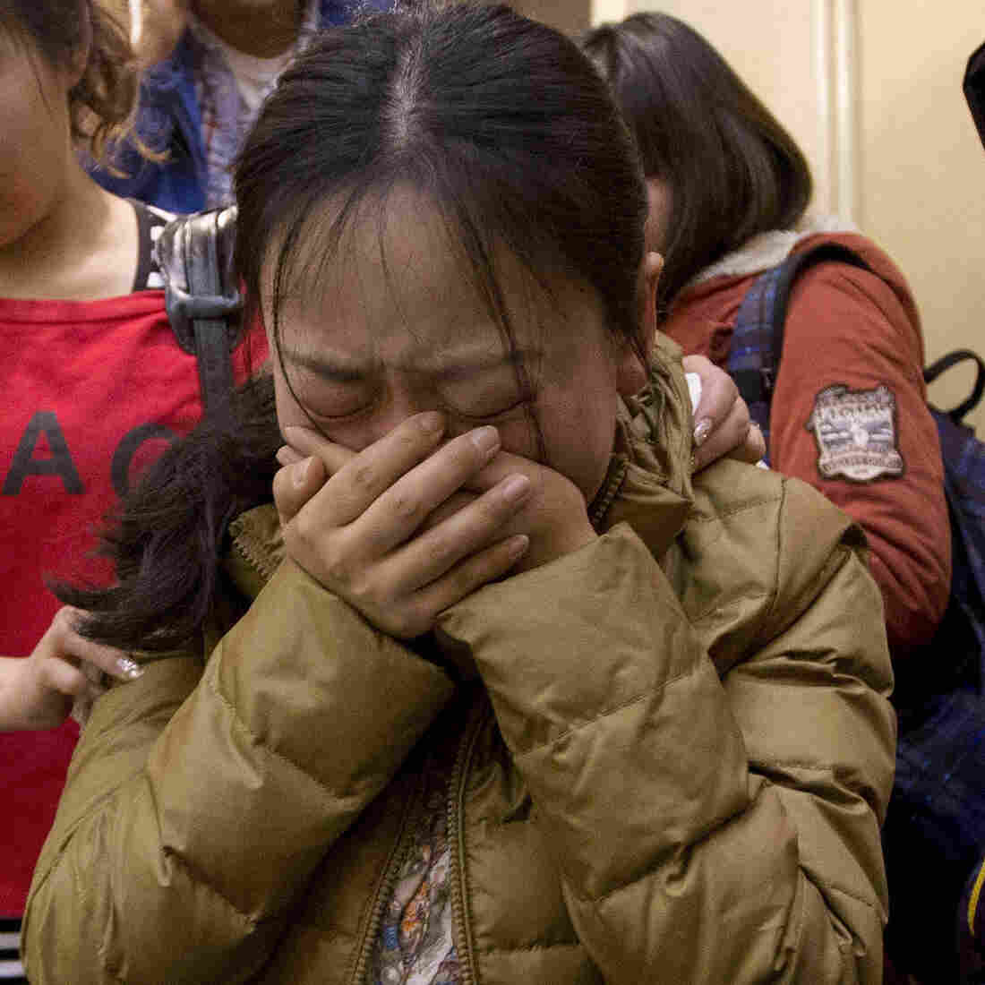 'Trying To Make Sense' Of Malaysian Jetliner's Disappearance
