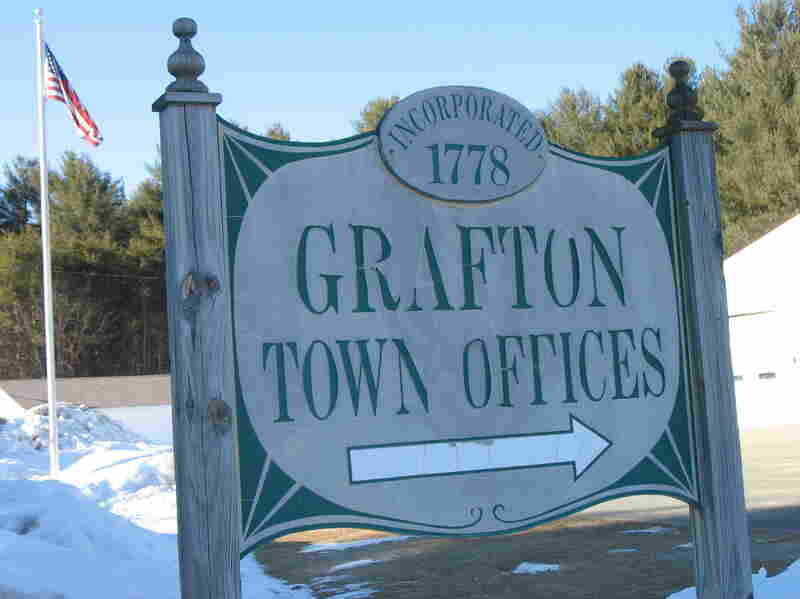 About 50 members of the Free State Project have moved to tiny Grafton, N.H. in recent years, shaking up local politics.