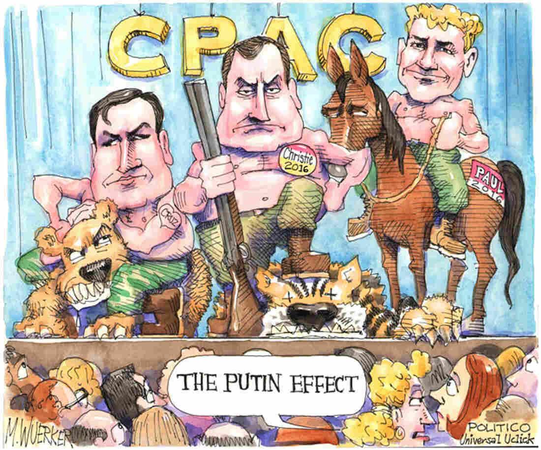 Cartoonist Group