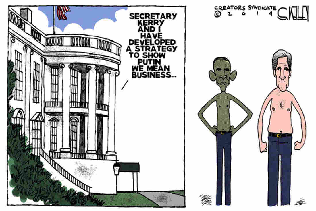 Cartoonist Group/Creators Syndicate