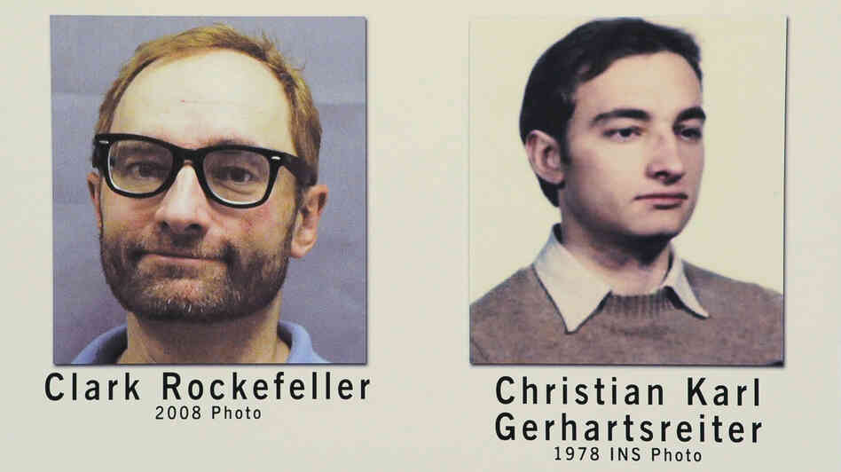 The FBI pulled fingerprints off decades-old immigration papers to find Clark Rockefeller's true identity.