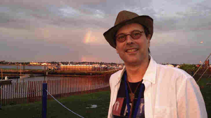 Bob Boilen Cool With Bob Boilen. Courtesy of the artist hide caption Picture