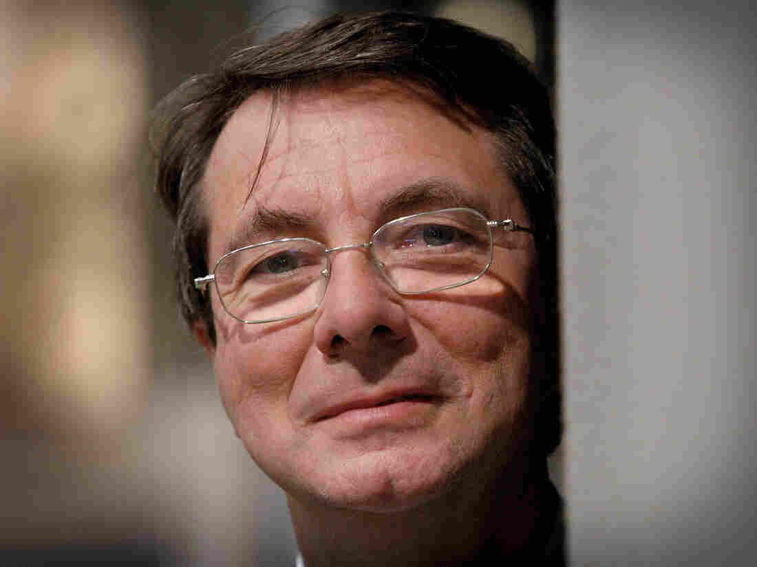 Belgian opera impresario Gerard Mortier in Germany in 2003. He died Saturday at age 70.
