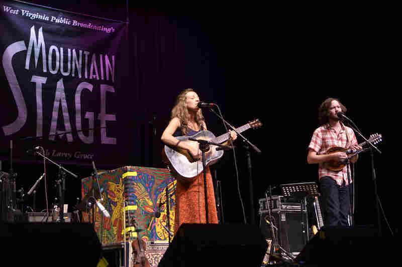 Mandolin Orange is violinist Emily Frantz and multi-instrumentalist Andrew Marlin.