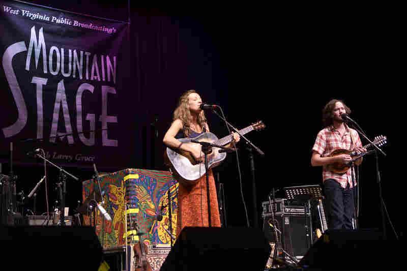 Mandolin Orange is violinist Emily Frantz and multi-instrumentalist Andrew Marlin.