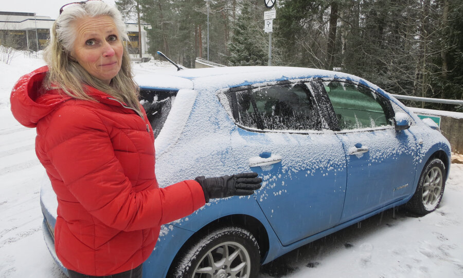 Norway Takes The Lead In Electric Cars With Generous Subsidies